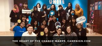 Industrial Visit to The Heart of The Change-Maker, Campaign.com