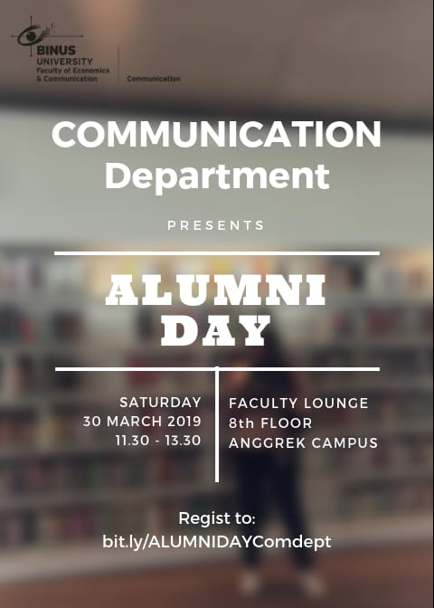 Communication Dept Alumni Day
